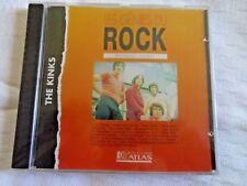 CD   THE KINKS   collection les génies du rock