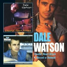 Dale Watson - Cheatin Heart Attack / Blessed or Damned [New CD] UK - Import