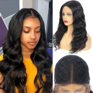13x4 Body Wave Lace Front Wig Brazilian Body Wave Human Hair Lace Wigs for Women