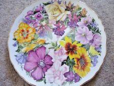 Royal Albert England porcelain bird dish,Birthday bouquet