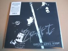 Craft  - Total Soul Rape Vinyl LP Limited Edition Reissue, White