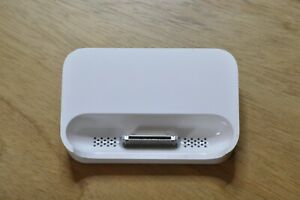Dock station d'accueil audio 30 broches chargeur adaptateur IPOD IPHONE 3G / 3GS