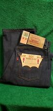 Vintage NWT 1994 Levi's 501xx Shrink-To-Fit Jeans Size 29 x 34