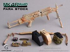 CRAZY DUMMY 1/6 MK46 MOD0 Para Stock - Cam for Action Figure #CD-75001-5