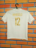 Marcelo Real Madrid Jersey 2019 Home Kids Boys 9-10 y Shirt Adidas DX8841