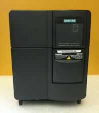 Siemens Micromaster 420 6SE6420-2AD31-1CAL 0 to 550 Hz, 11 kW AC Drive. Tested!