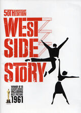 West Side Story (50th Anniversary Edition) New DVD