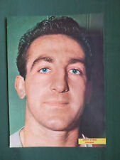 Gerry Byrne - Liverpool Player 1 Page Picture - Clipping /Cutting - #2
