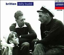 Britten Billy Budd Ambrosian Opera Chorus LSO John Donne Sonnets William Blake