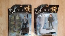 The X Files Fight The Future Action Figures