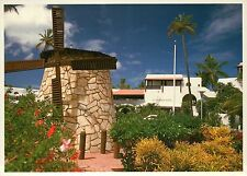 "Jolly Beach Hotel, Antigua West Indies, Caribbean, Mill - Large 5"" x 7"" Postcard"