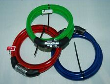 4-Digital Bike Bicycle Code Combination Lock Cable