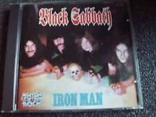 Black Sabbath-Iron Man Master of Rock CD-Germany