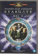 DVD ZONE 2--SERIE TV STARGATE SG1 VOL 9--SEASON 3 / EPISODES 5 A 8