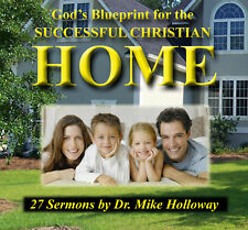 God's Blueprint for the Successful Christian Home CDs