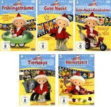 5 DVDs * UNSER SANDMÄNNCHEN - DVD 1 - 5 IM SET # NEU OVP =