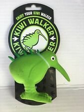 New Small Lime Kiwi Walker Dog Toy Latex Whistle Figure