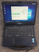 ▲Panasonic Toughbook CF-53 MK4 - Core i5-4310U - Touch - 4G/LTE - 256GB - 16GB▲