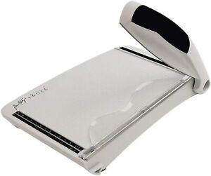 """Tonic Studios Tim Holtz Guillotine Paper Trimmer Card Cutter  8.5"""" / 22cm 160e"""