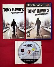 Tony Hawk's Proving Ground - Playstation 2 - PS2 - USADO - BUEN ESTADO