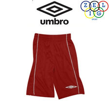 UMBRO BERMUDA SCALDAMUSCOLO DANISH DYNAMITE WARM UP UMB0199 ROSSO TG XXL