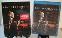 The Strangers Blu-ray w/Slipcover (2018 - Scream Factory) ~ Liv Tyler, Speedman