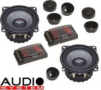 Audio System R 100 EVO 100 mm 2-Wege HIGH EFFICIENT Compo System RADION-SERIES