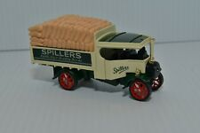 MATCHBOX MODELS OF YESTERYEAR Y27-1E Issue 3 1922 Foden Steam Wagon