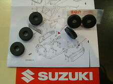 Genuine Suzuki Headlamp Headlight Fairing Rubber Kit GSX 750 1000 1100 Katana