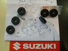 Genuine Suzuki Headlamp Headlight Fairing Rubber Kit GSX 750 1000 1100 Katana