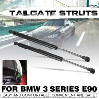 Tailgate Trunk Boot Gas Struts Supports For BMW 3 Series E90 Saloon  .-
