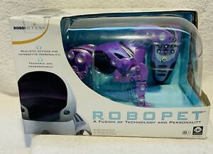 WowWee Robopet Remote Control Toy Robonetics New IN BOX- Large Version 2005