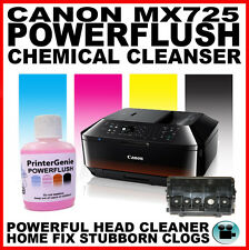 Canon Pixma mx725 Impresora: cabeza Kit De Limpieza: Boquilla de descarga de cabezal de impresión Desatascador