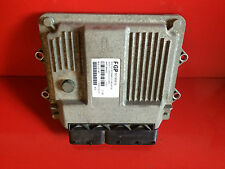FIAT IDEA 1.3 MTJ CALCULATEUR MOTEUR ECU REF MJD 6JF.M1