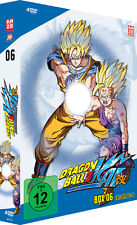 Dragonball Z Kai - Box 6 - Episoden 85-98 - DVD - NEU