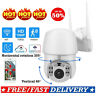 1080P WIFI IP Camera Wireless Outdoor CCTV 5.0X HD Home Security IR Cam PTZ 2MP