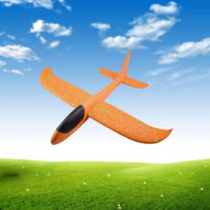 Hand Launch Throwing Glider Aircraft Foam EPP Airplane Plane Model Outdoor Toys