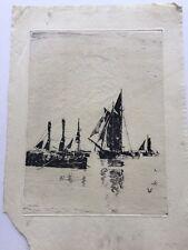 Philip Kappel Etching Print
