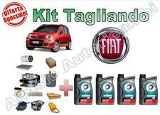 KIT TAGLIANDO FIAT PANDA 1.3 MTJ 55KW DAL 2012  --> OLIO TOTAL 5W30  + FILTRI