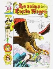 Reprint: LA REINA DE LA COSTA NEGRA #51, Mexican Conan QUEEN OF THE BLACK COAST