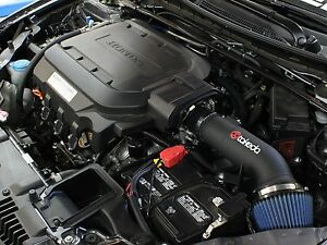 aFe Stage-2 Pro 5R Cold Air Intake Kit Fits 13-17 Accord  TLX 3.5L +17HP!
