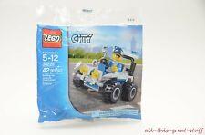 NEW LEGO 30228 CITY Police Officer Cop Car Vehicle ATV Policeman Minifigure NIP