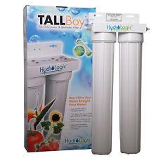 Hydrologic 31050 Two Stage TallBoy Sediment & Dechlorinator Filter System