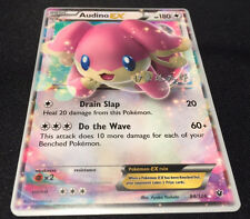 Audino EX 84/124 2016 World Championship Pokemon Card Mint