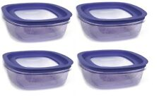 """Rubbermaid """"Set of Four"""" 3 Cup Premier - 7H76B - NEW w/o Tags"""