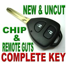 NEW KEY REMOTE FOR YARIS CHIP KEYLESS ENTRY TRANSMITTER ASSY DOOR CONTROL FOB