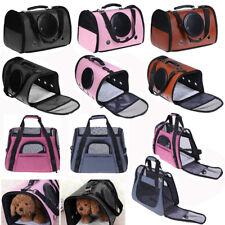 Pet Dog Carrier Shoulder Bag Cat Puppy Travel Cage Kennel Crate Carry Bag Tote