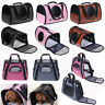 Pet Dog Carrier Shoulder Bag Cat Puppy Travel Cage Kennel Crate Carry Bag Tote