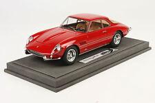 Ferrari 400 Superamerica 1962 Red 1/18 lim.ed.200 pcs BBR1815B Made in Italy