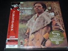 I've Been Lonely for So Long Frederick Knight  JAPAN LTD MINI LP SHM-CD SEALED